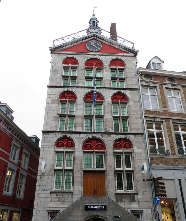 Gebouw Maastricht